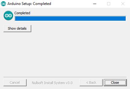 Arduino Setup - Complete