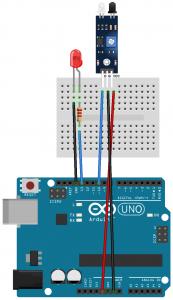 IR Sensor and Arduino Interface