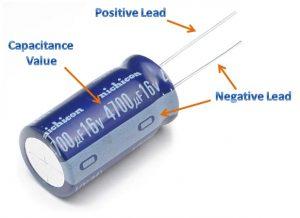 Electrolytic Capacitor 4700 uF