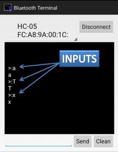 Bluetooth Output